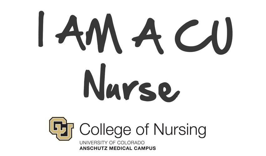 I Am a CU Nurse
