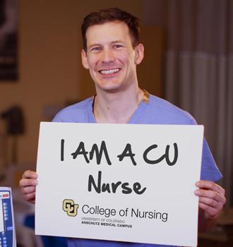 Ian Overton - I Am a CU Nurse