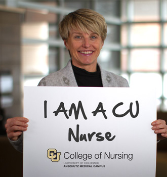 Marnie McKercher - I Am a CU Nurse 2020