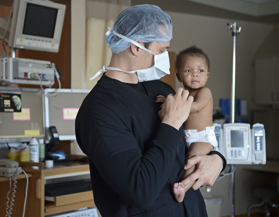 Acute Care Pediatric Nurse Practitioner