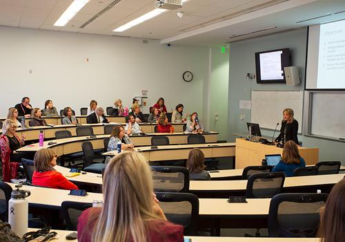 Bonnie Gance-Cleveland Lecture