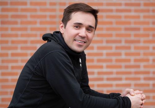Chris Heftka-UCAN Student