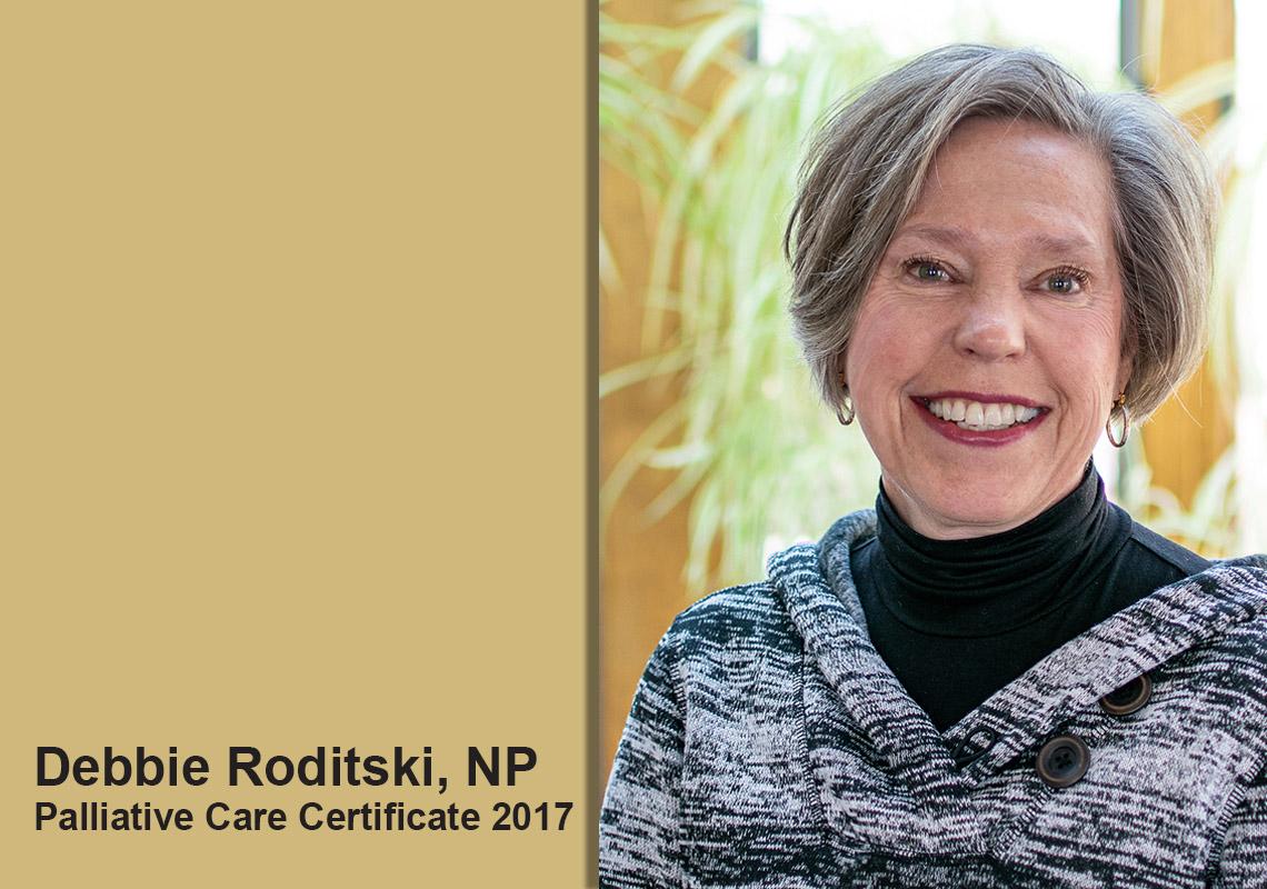 Debbie Roditski, NP
