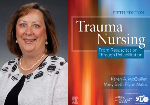 Trauma Nursing Book Release